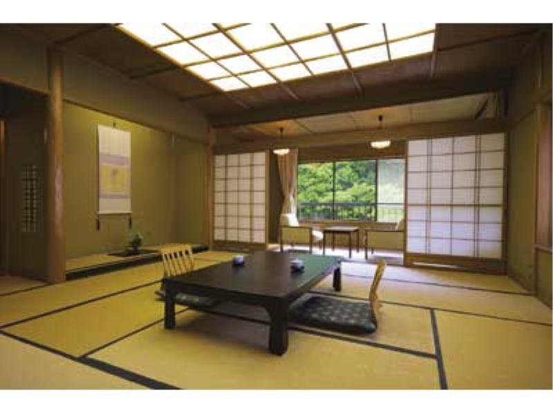 Japanese-style Room with Hiroen Space (New Building)