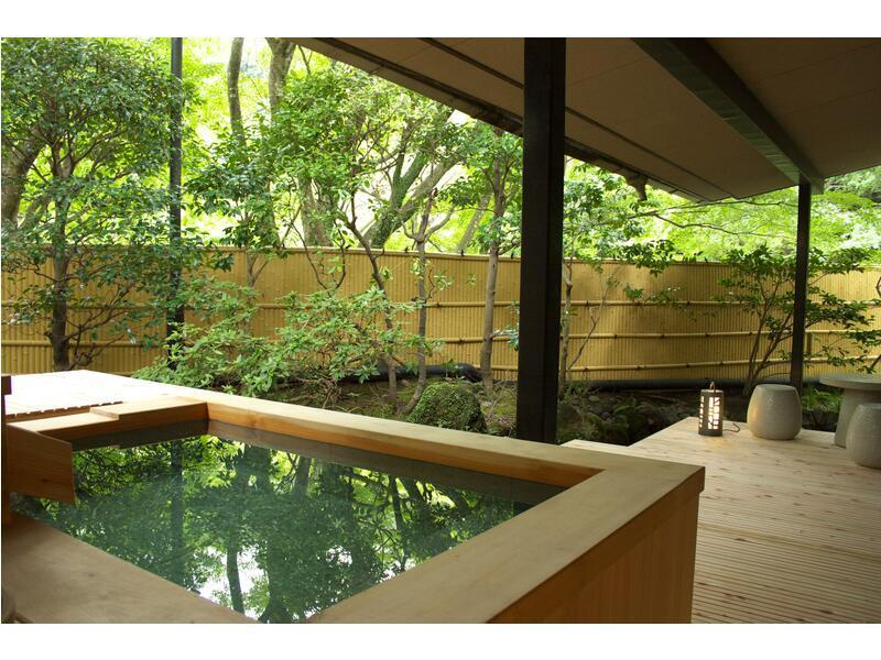 本館 和洋室 2ベッド 禁煙 露天風呂付 (Japanese/Western-style Room with Open-air Bath (2 Beds, Main Building))