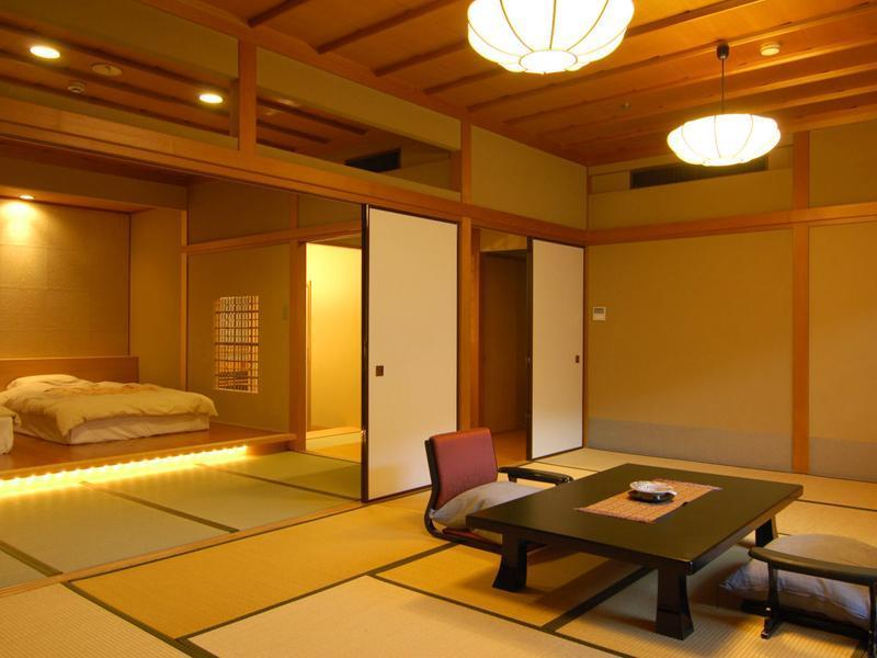 【ハイグレード】和洋室SIMMONSのBEDルーム◆禁煙◆ (Main Building Japanese Western Style Room)