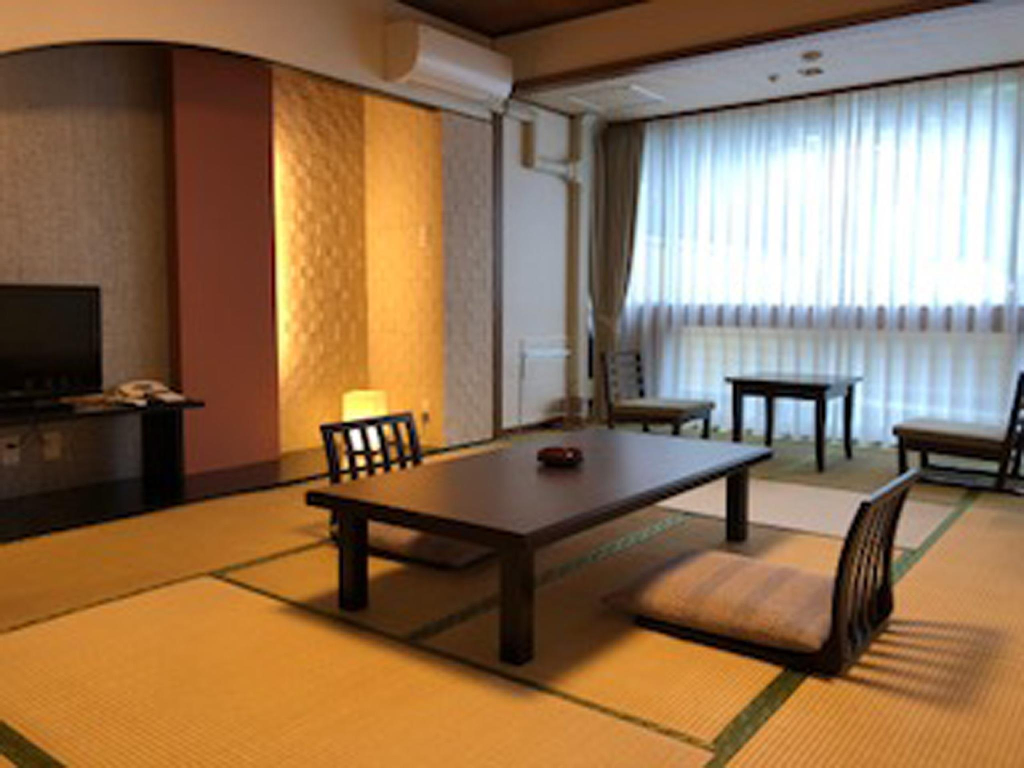和室|10畳 (Japanese-style Room*No bath in room)