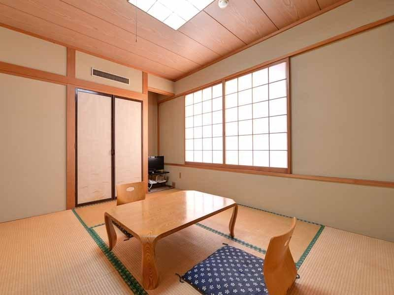 Japanese-style Room (Type A) *Has toilet