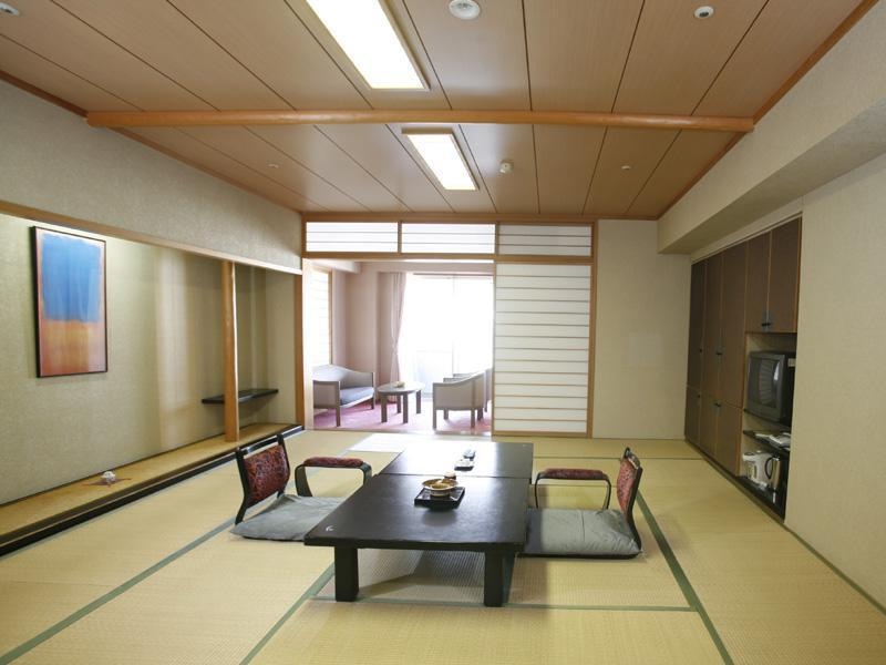 다다미 객실(그랜드 샤토관) (Japanese-style Room (Grand Chateau Wing)  (*Non-smoking from 2021/04/01))