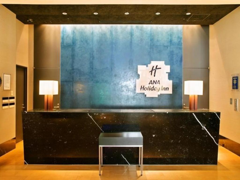 大堂 仙台全日空假日INN (Holiday Inn ANA Sendai)