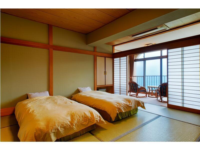 和室 (Japanese-style Room  (*Non-smoking from 2021/04/01))