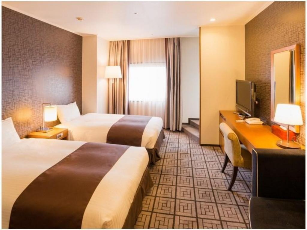 Executive Twin Room (Upper Floors) - ห้องพัก