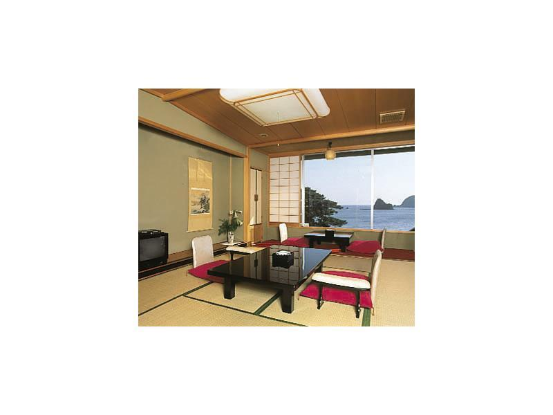 Japanese-style Room (Wafu Wing)