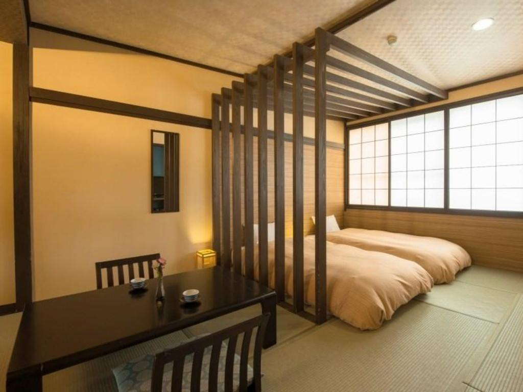 Modern Japanese-style Room (Japanese-style Bed, The Main Wing) *Has bath - ห้องพัก