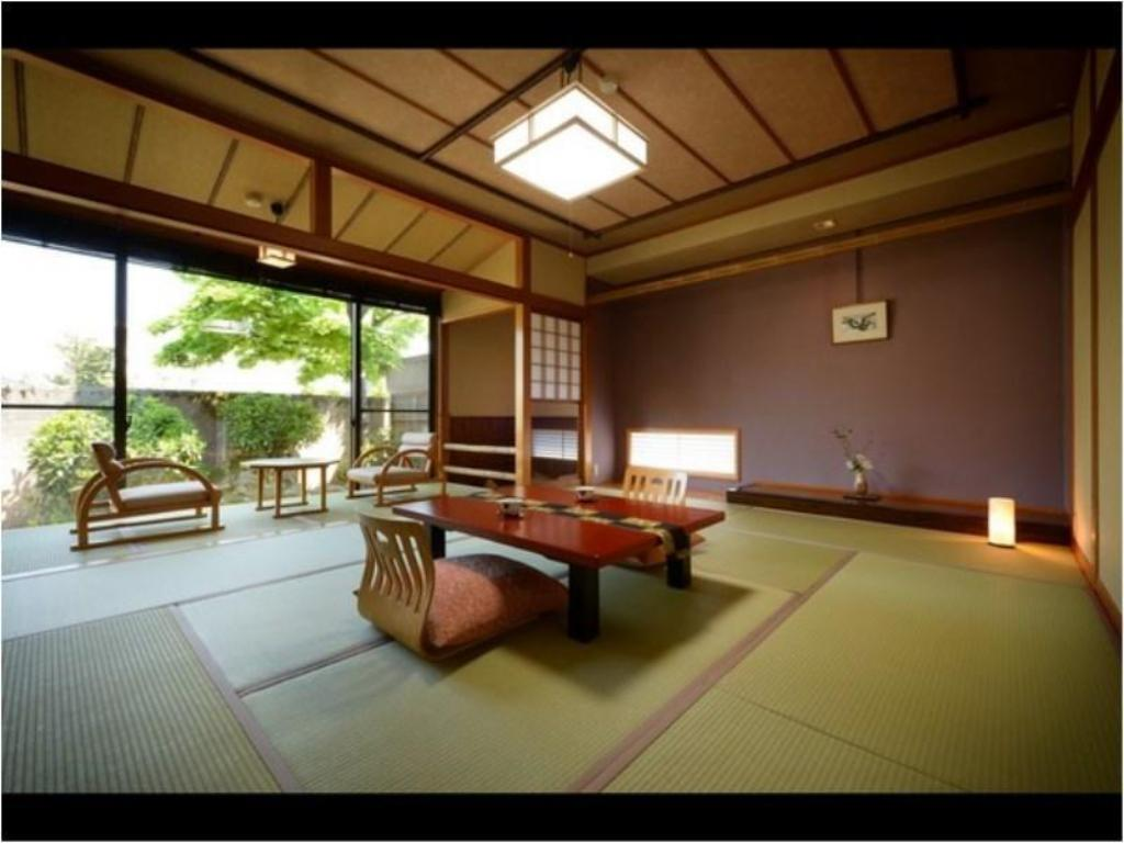 Japanese Style Room - Guestroom Mori-no-yu