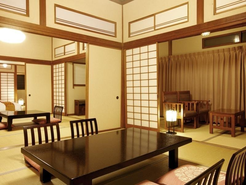 Japanese-style Room (Japanese-style Room with Bed/s (Main Building))
