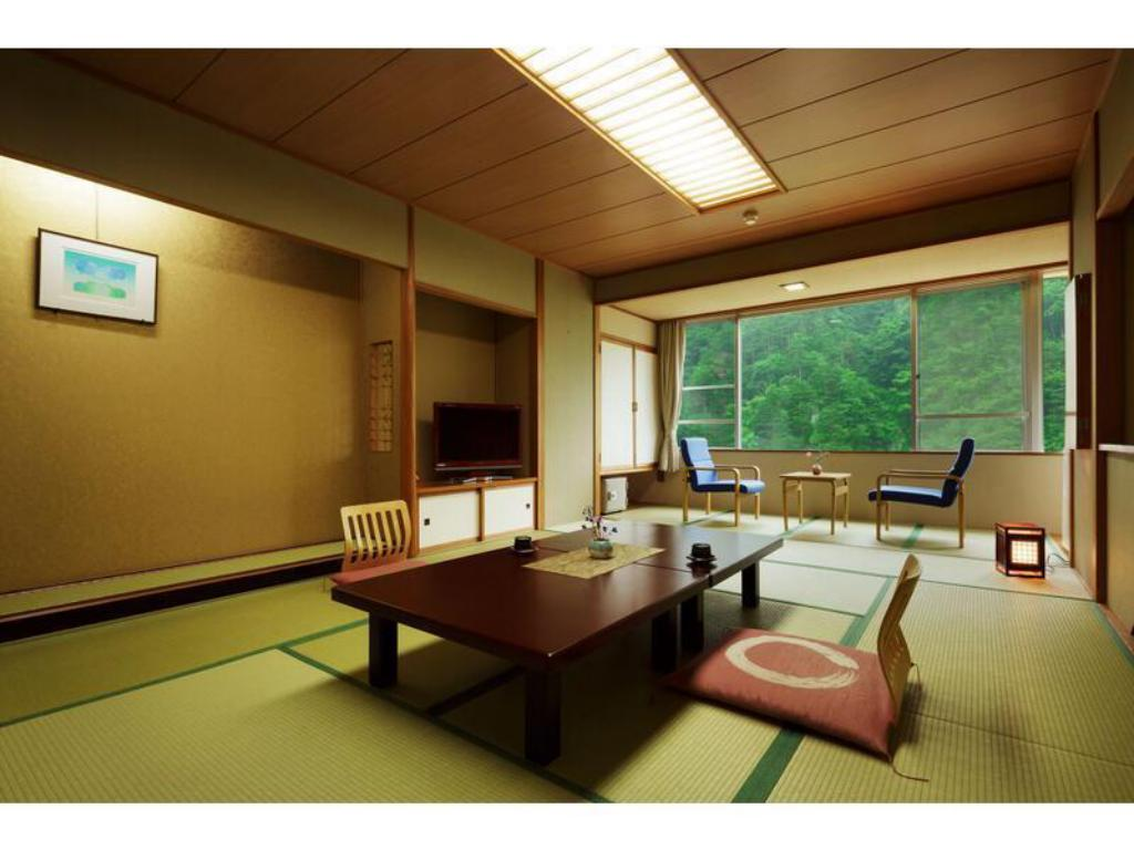 Japanese Style Room - Guestroom Ashinomaki Grand Hotel