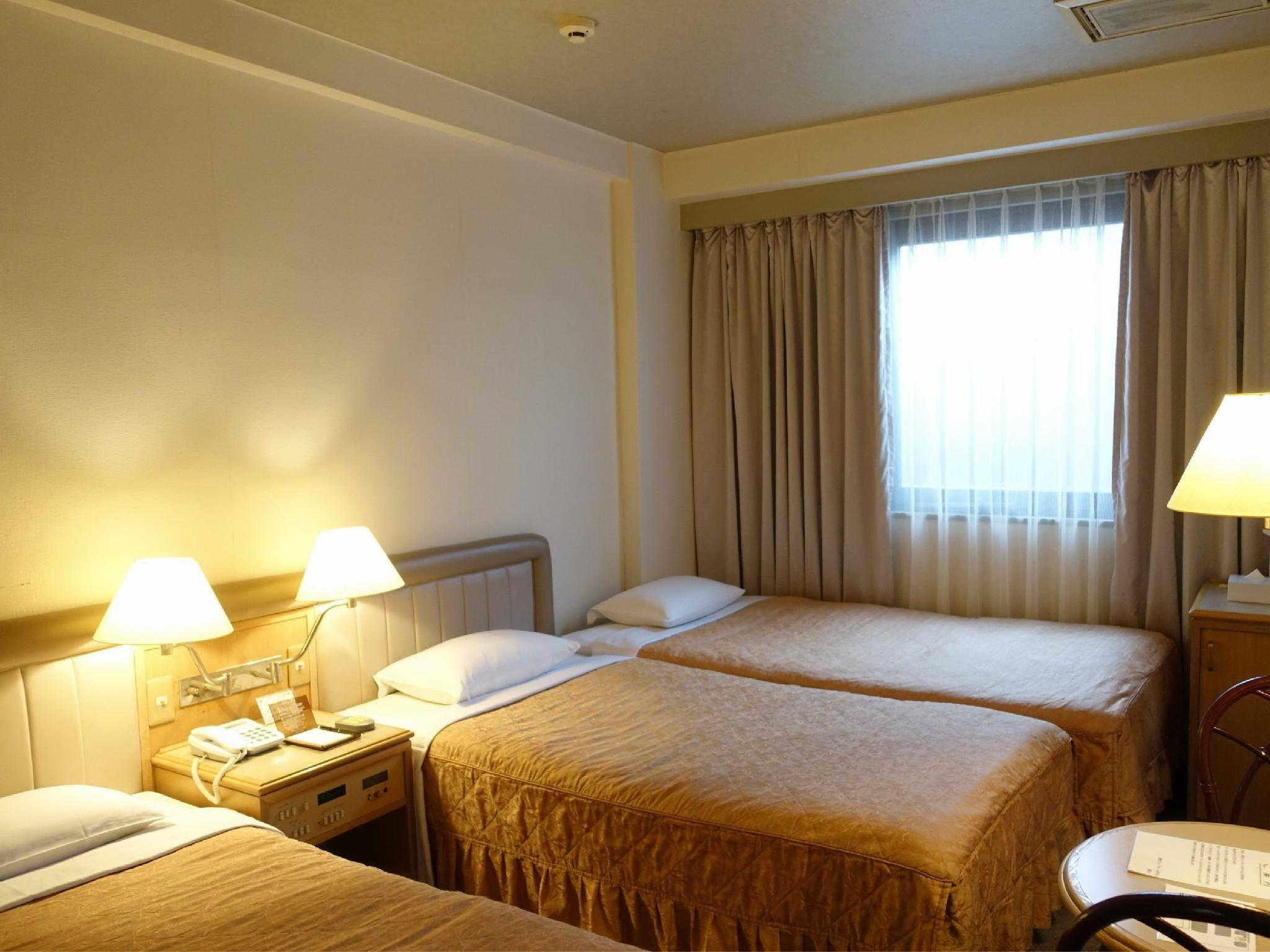 三人房 (Triple Room (2 Beds + 1 Extra Bed))