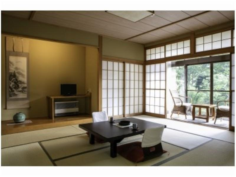 Deluxe Japanese-style Room with Hiroen Space