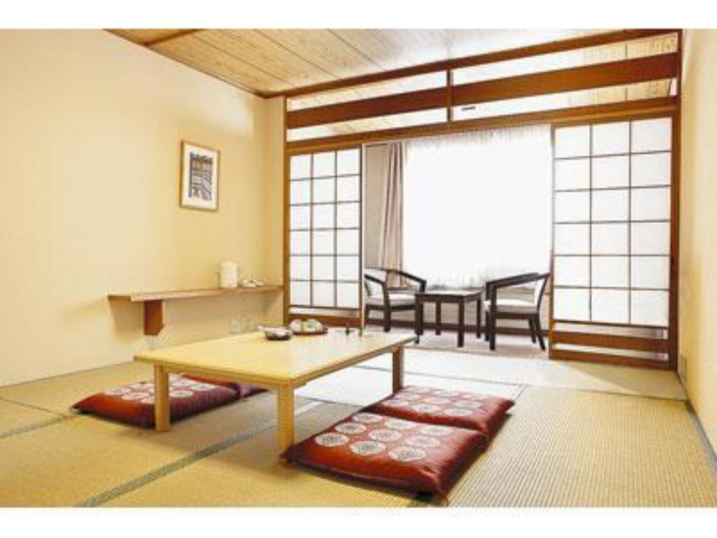 Japanese Style Room - Guestroom Manza Prince Hotel