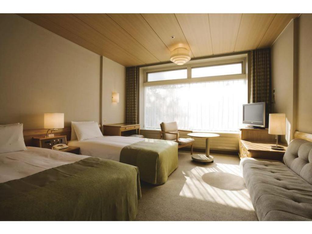 West Wing Twin Room - Guestroom Karuizawa Prince Hotel West
