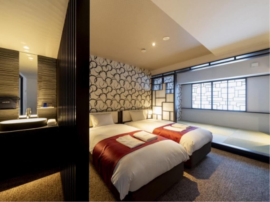 Japanese/Western-style Family Room - Guestroom