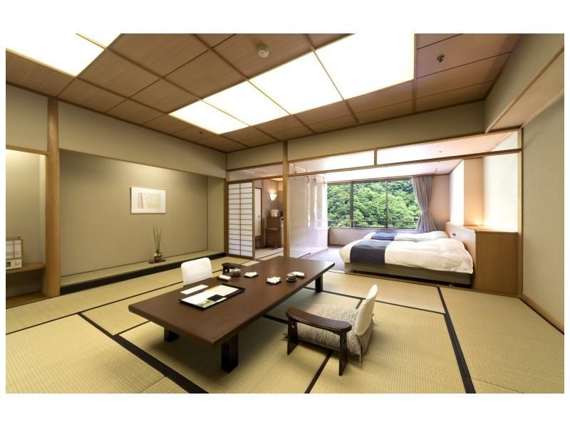 Superior Japanese/Western-style Room (Asuka Annex)