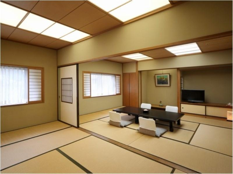 슈페리어 다다미 객실(본관) (Superior Japanese-style Room (Main Building))