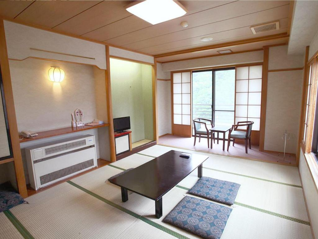 Japanese-style Room or Japanese-style Bedroom *Allocated on arrival - Guestroom Shiobara Onsen Hotel New Yashio