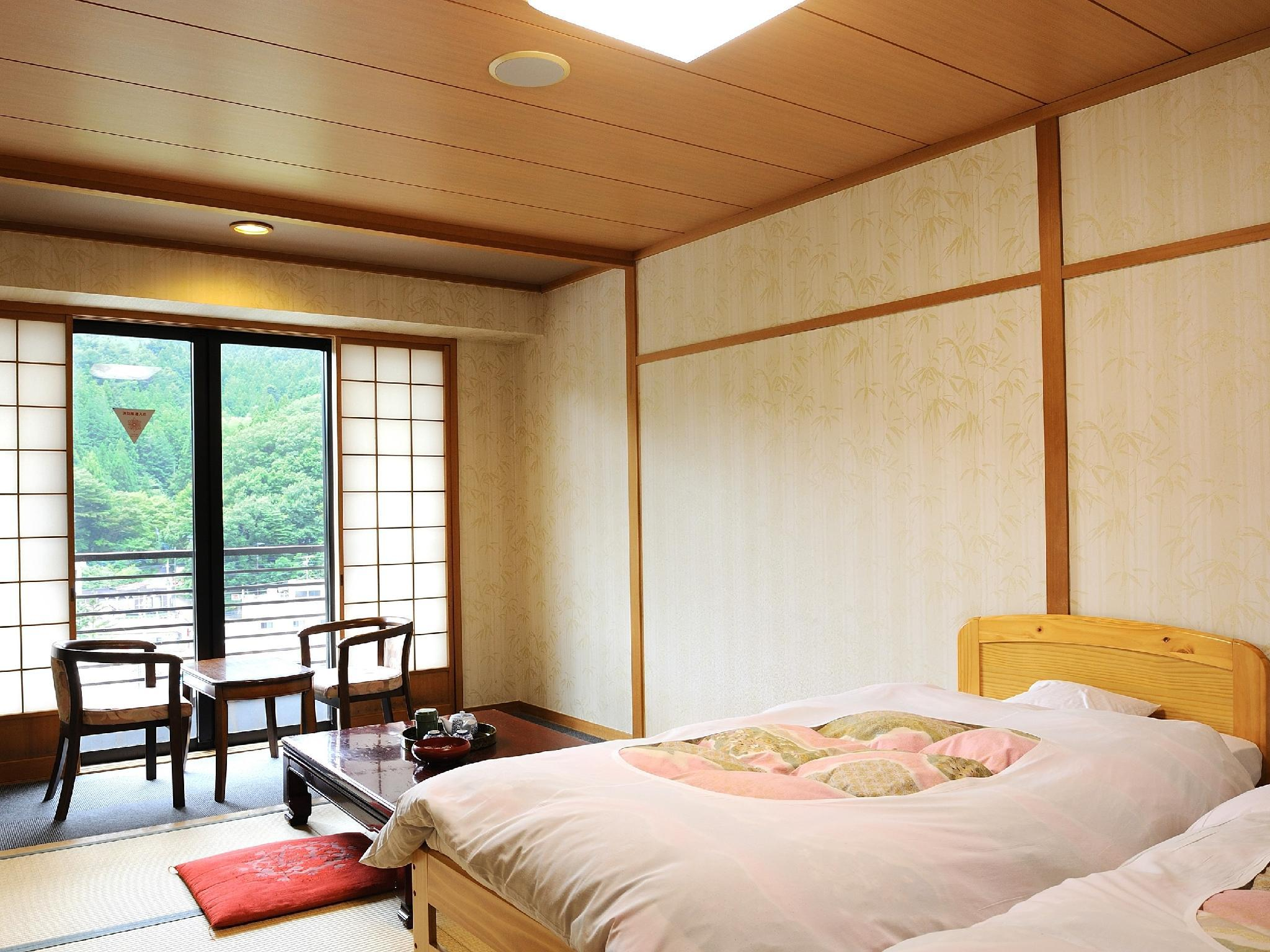 Japanese-style Room or Japanese-style Bedroom *Allocated on arrival