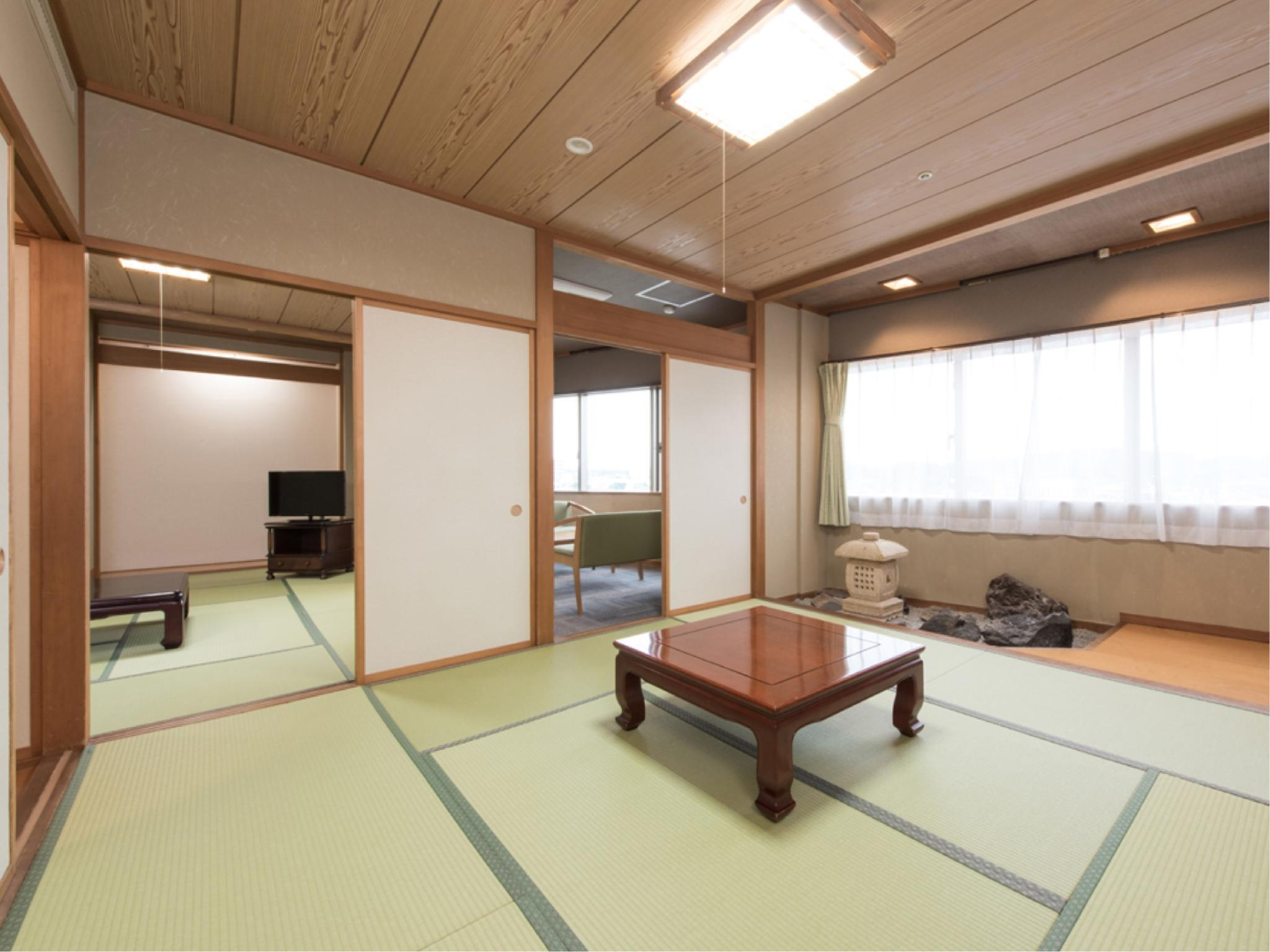 Japanese-style Room (*Non-smoking from 2020/2/17)