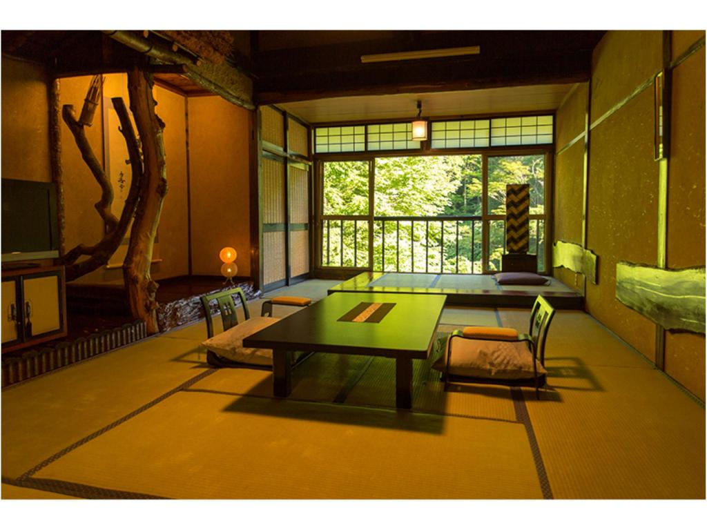 Japanese-style Room (*Non-smoking from 2020/4/1) - Guestroom Honke Bankyu