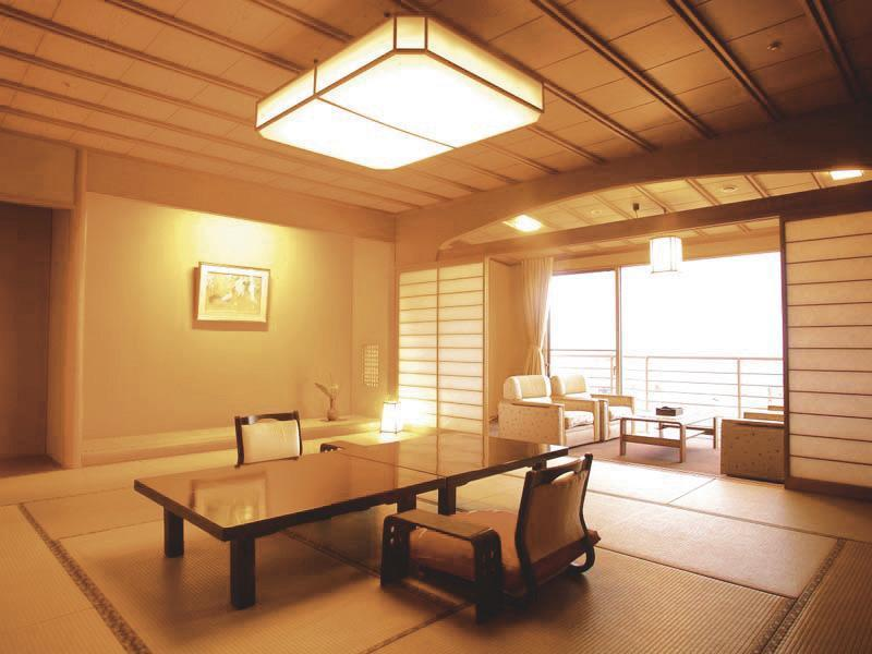 Japanese/Western-style Room (Special Japanese/Western-style Room (2 Beds, New Building))