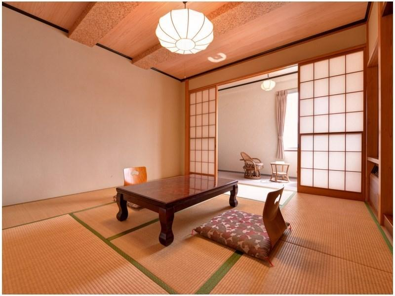 和式房 (Japanese-style Room (Main Building) *No cooling)
