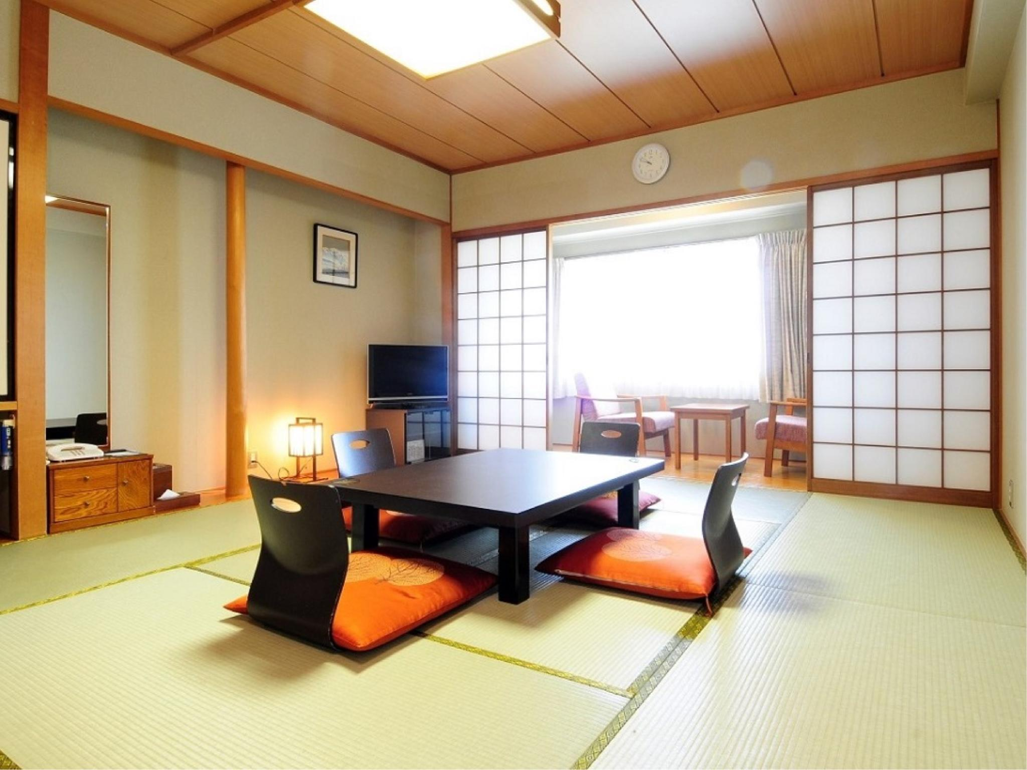 本館 和室 喫煙|10畳+踏込 (Japanese Style Room Main Building)