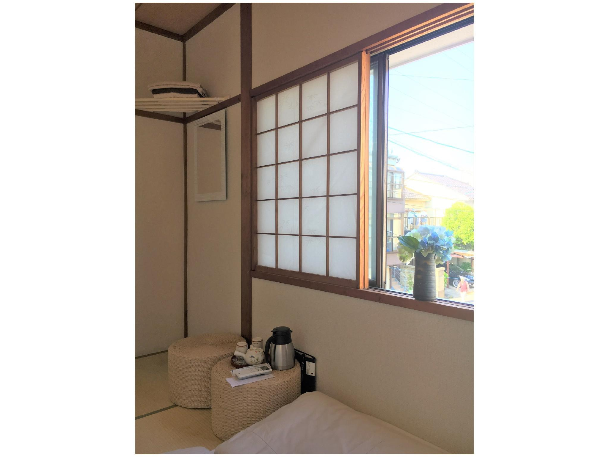 Japanese-style Room (Double Bed, Asanogawa Type)