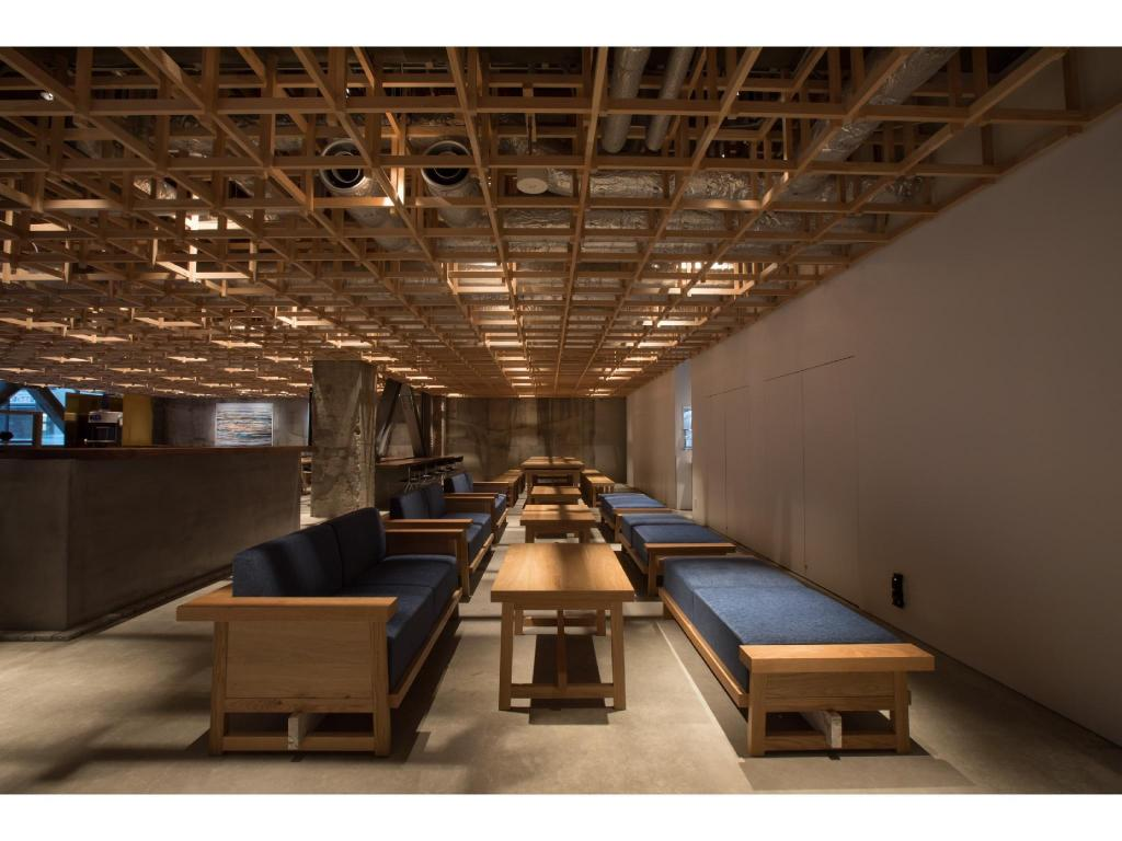 ロビー KUMU 金沢 by THE SHARE HOTELS (KUMU Kanazawa by THE SHARE HOTELS)
