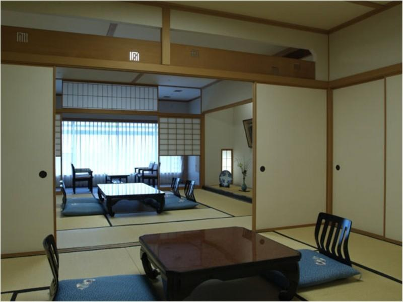 Standard Japanese-style Room (Kosuiden Deluxe Wing)