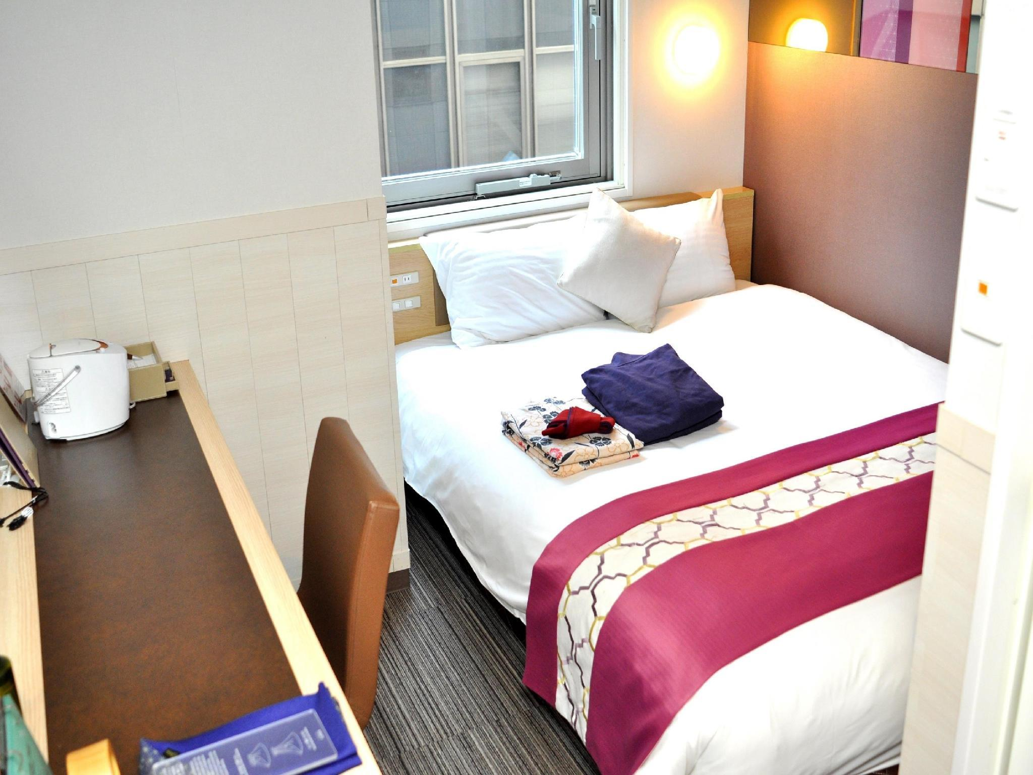 Ladies Double Room (Ladies Only Floor) (Non-Smoking)