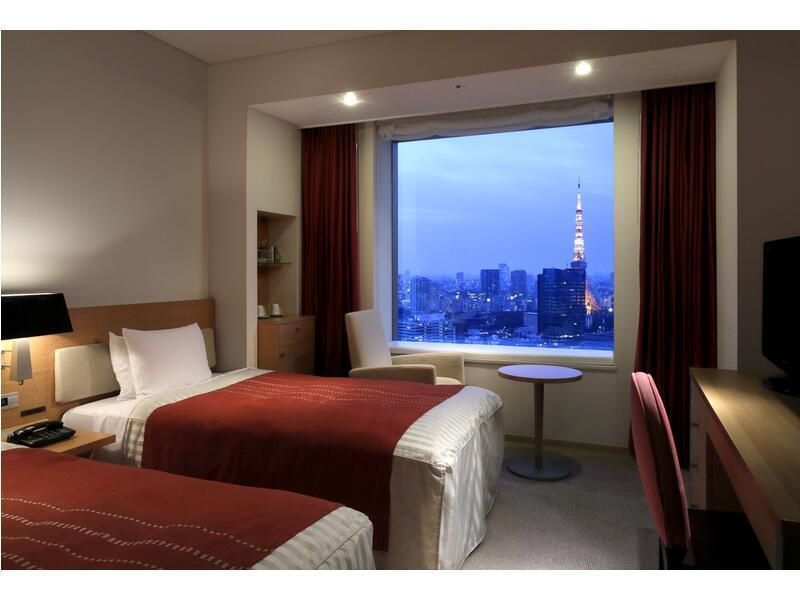 Twin Room (Tokyo Tower Side)