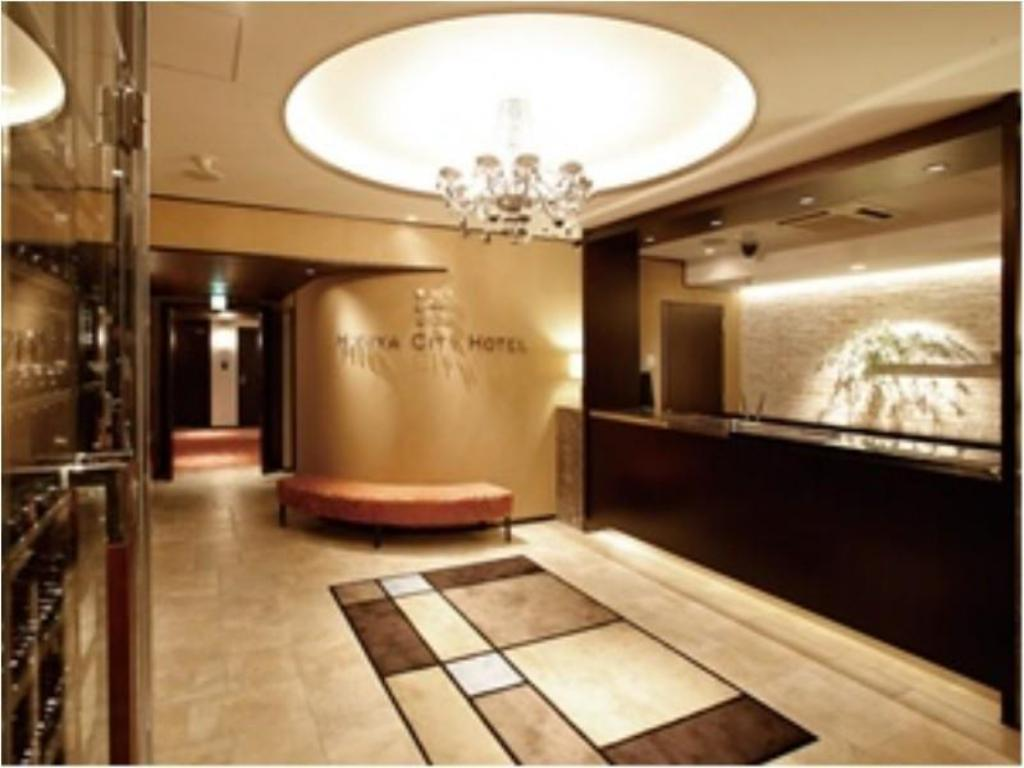 大廳 日比谷都市酒店 (Hibiya City hotel)