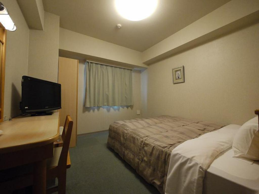 Single Room - Guestroom Hotel Route-Inn Mikawa Inter
