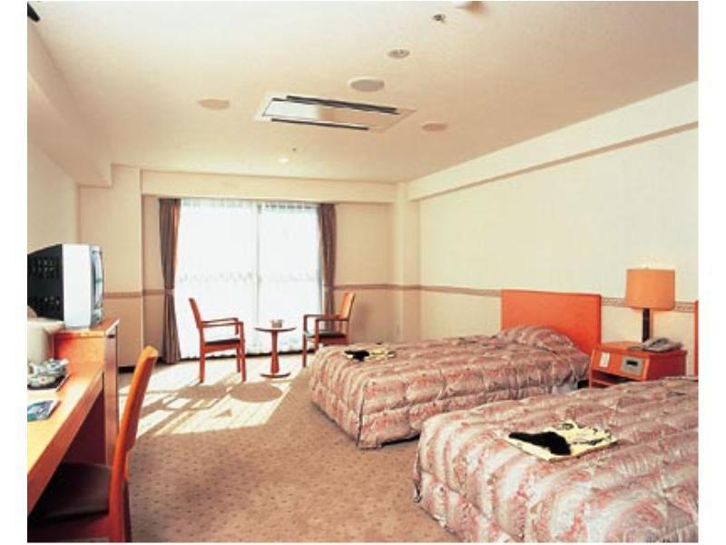 雙人雙床房 (Twin Room  (*Non-smoking from 2021/04/01))