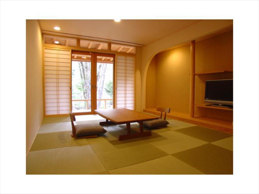 Japanese-style Room with Japanese Bed(s) - ห้องพัก