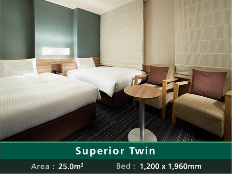 Superior Room - Twin