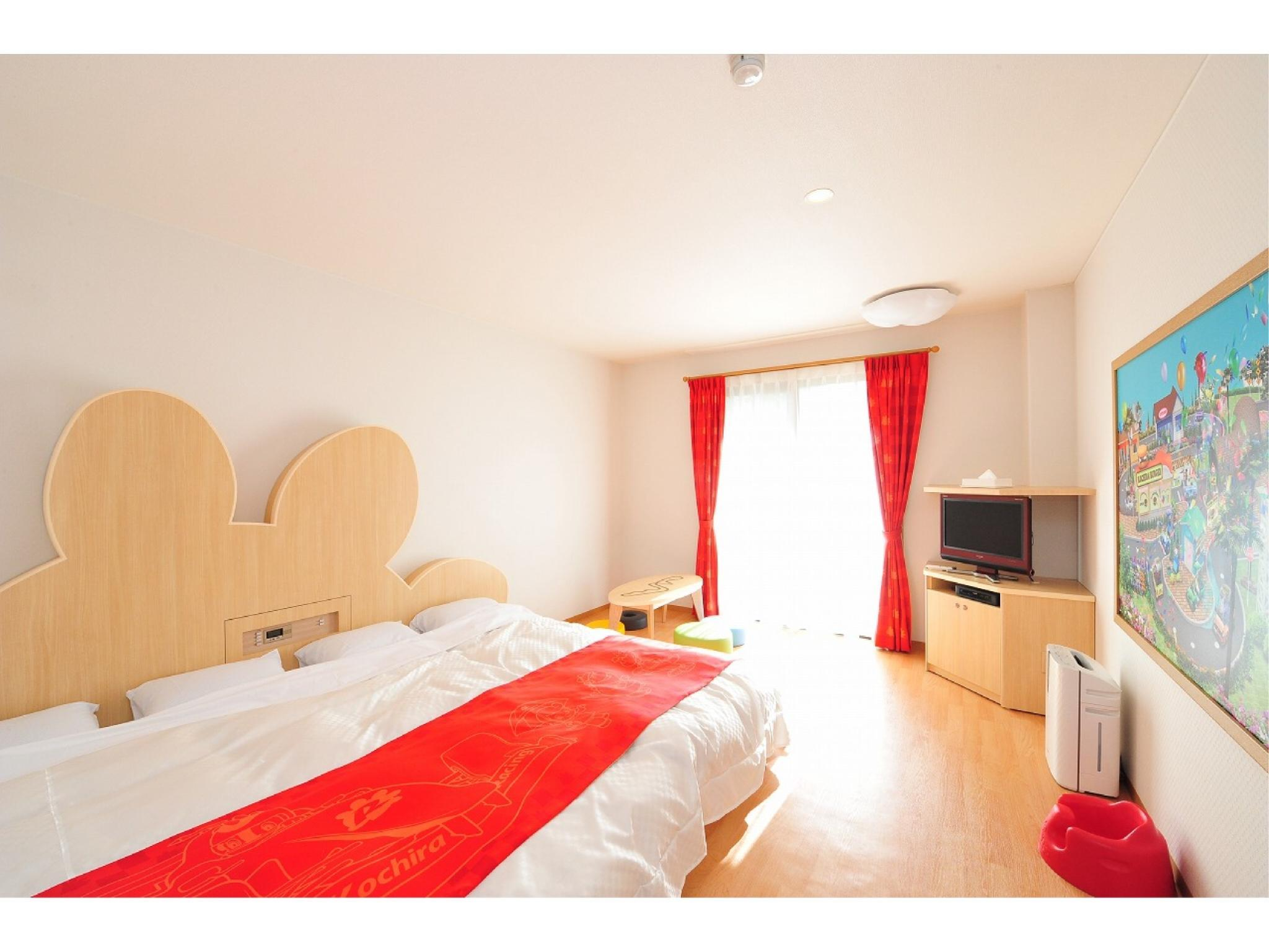 トリプル (Triple Room (West Wing) *Accommodates up to 3 Adults)
