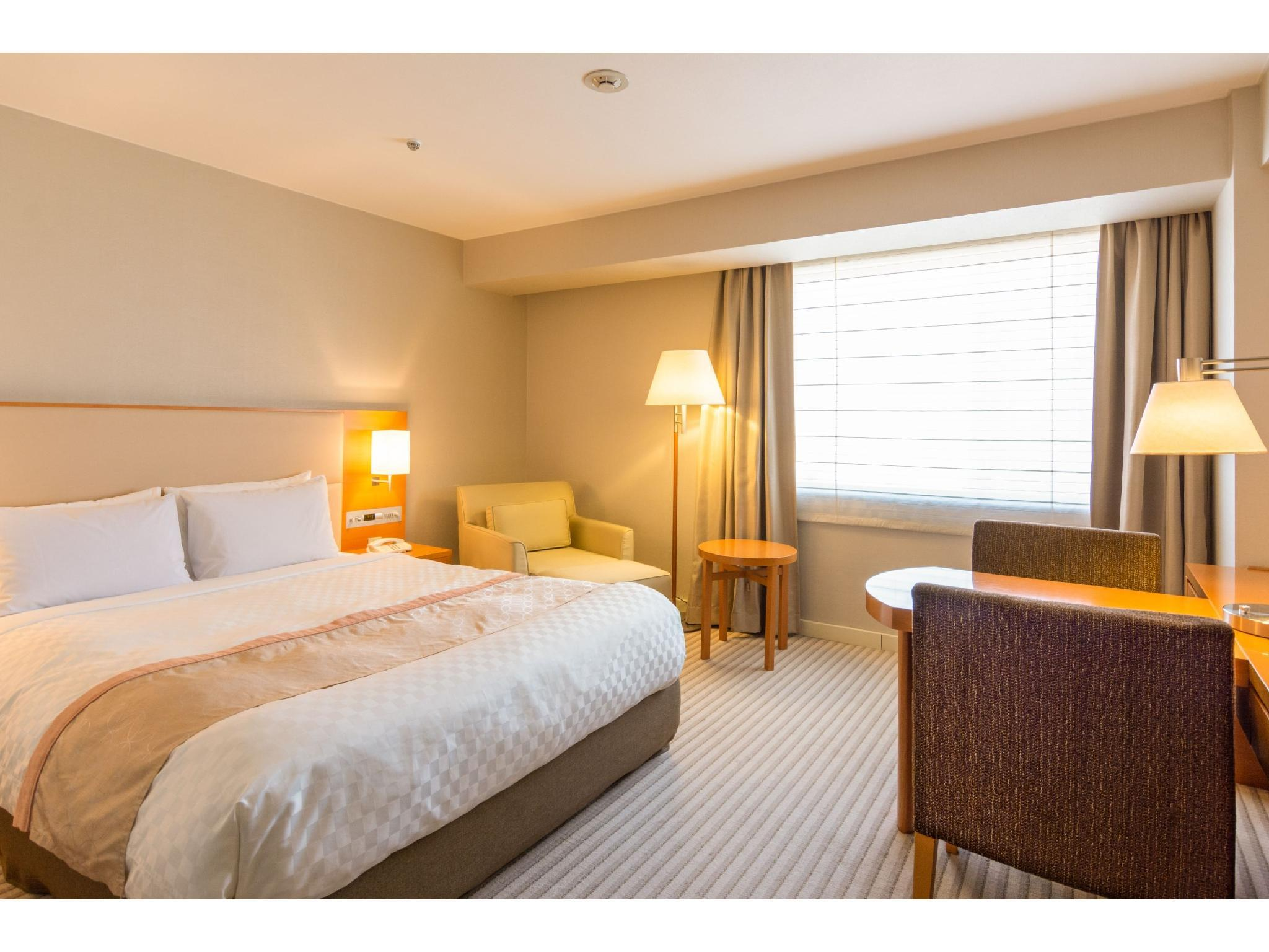 Premium floor Standard Double|25.4平米 (Standard Double Room (Premium Floor))