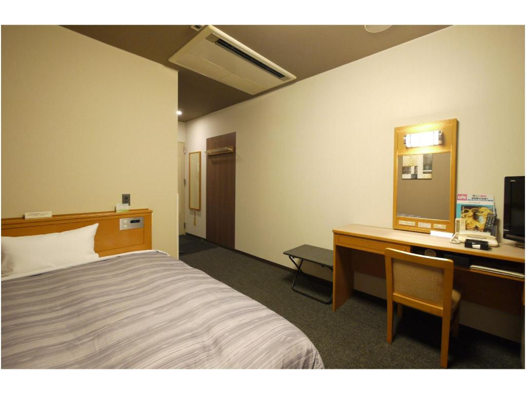 Single Room - Guestroom Hotel Route-Inn Grantia Komaki