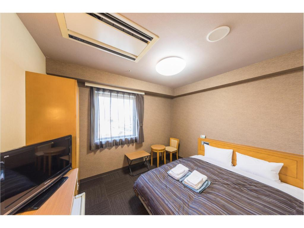 Room - Guestroom Route-Inn Grantia Hanyu Spa Resort