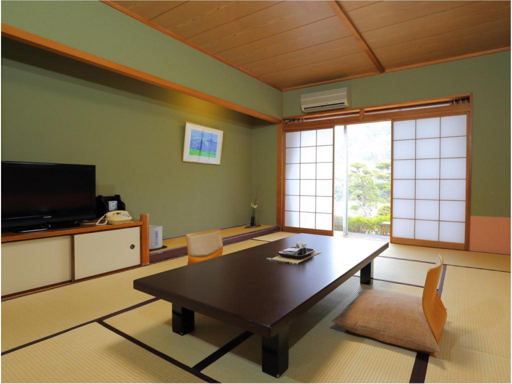 Japanese-style Room (*Non-smoking from 2020/4/1) - Guestroom Nagatoro Choseikan Ryokan