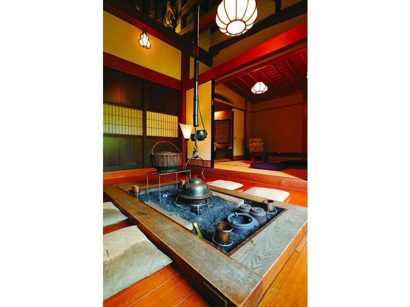 Japanese-style Room (Japanese-style Room  (*Non-smoking from 2021/04/01))