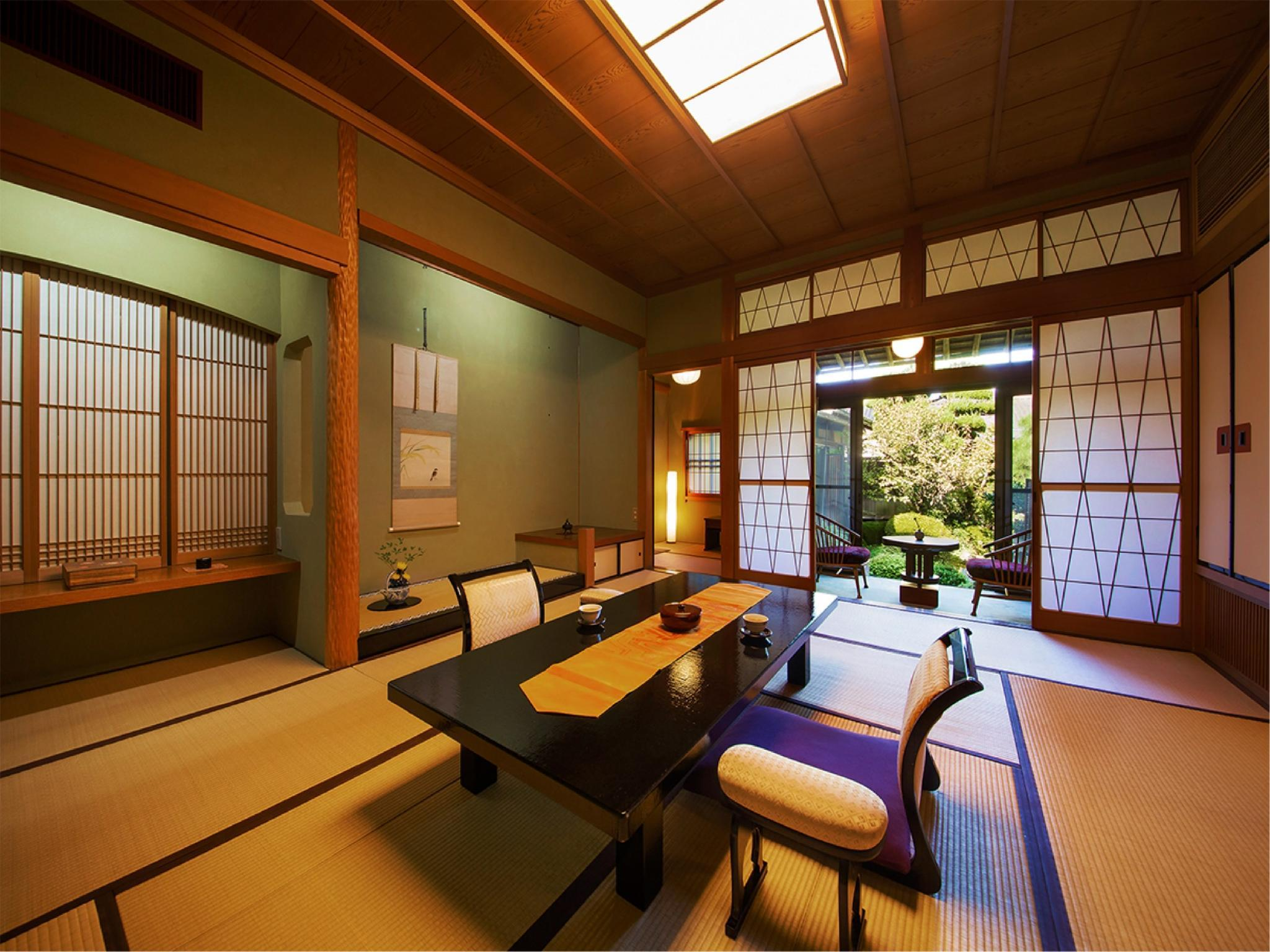 本館 和式房(2020年10月1日起禁菸) (Japanese-style Room  (Main Building) (*Non-smoking from 2020/10/1))