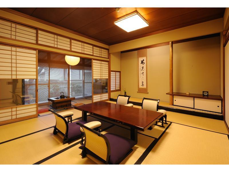 紀文之間 和式房 (Japanese-style Room (Kibun-no-Ma Type)(*Non-smoking from 2020/10/1))