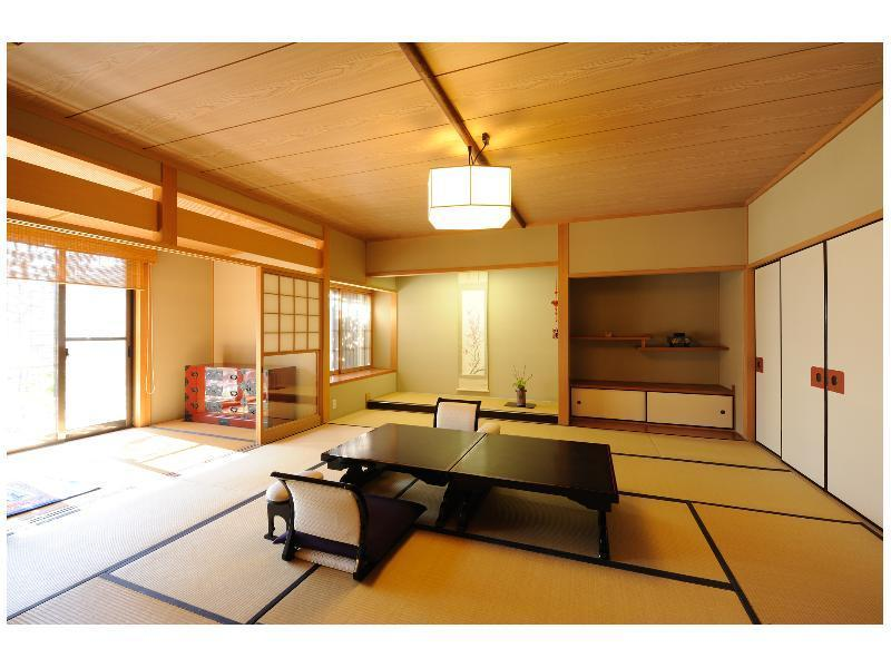新館 獨立房(和式房) (Japanese-style Room with Cypress Bath (New Building))