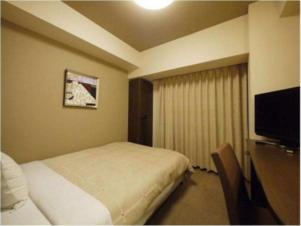 Single Room - Guestroom Hotel Route-Inn Mitokenchomae