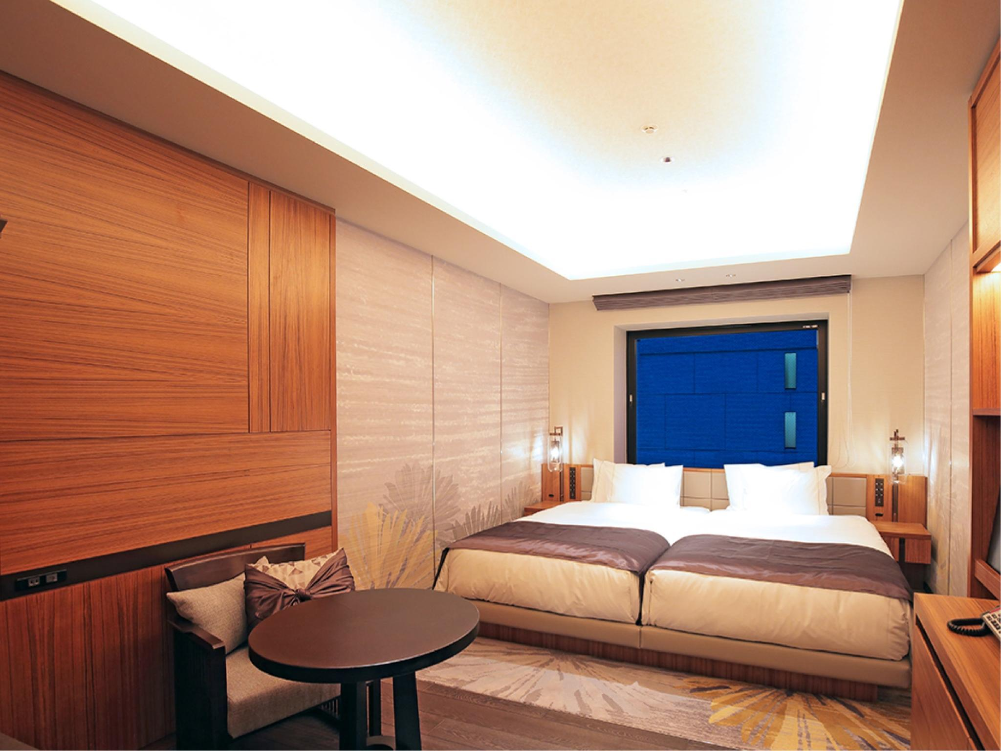 Deluxe Twin Room (Premium Floor)