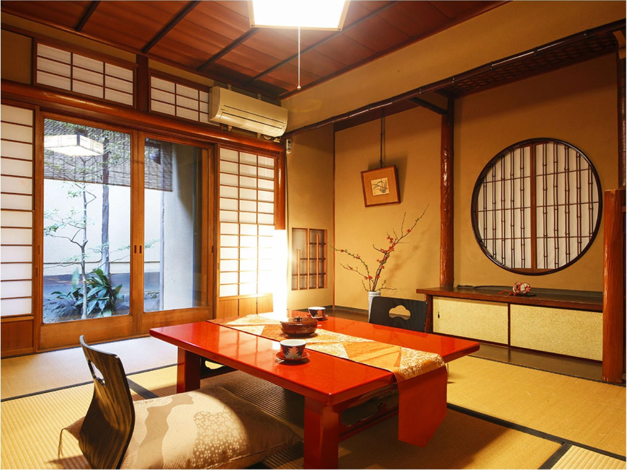 Japanese-style Room (Main Building) *Has toilet